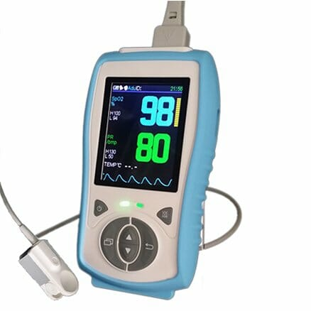 Oxímetro Neonatal