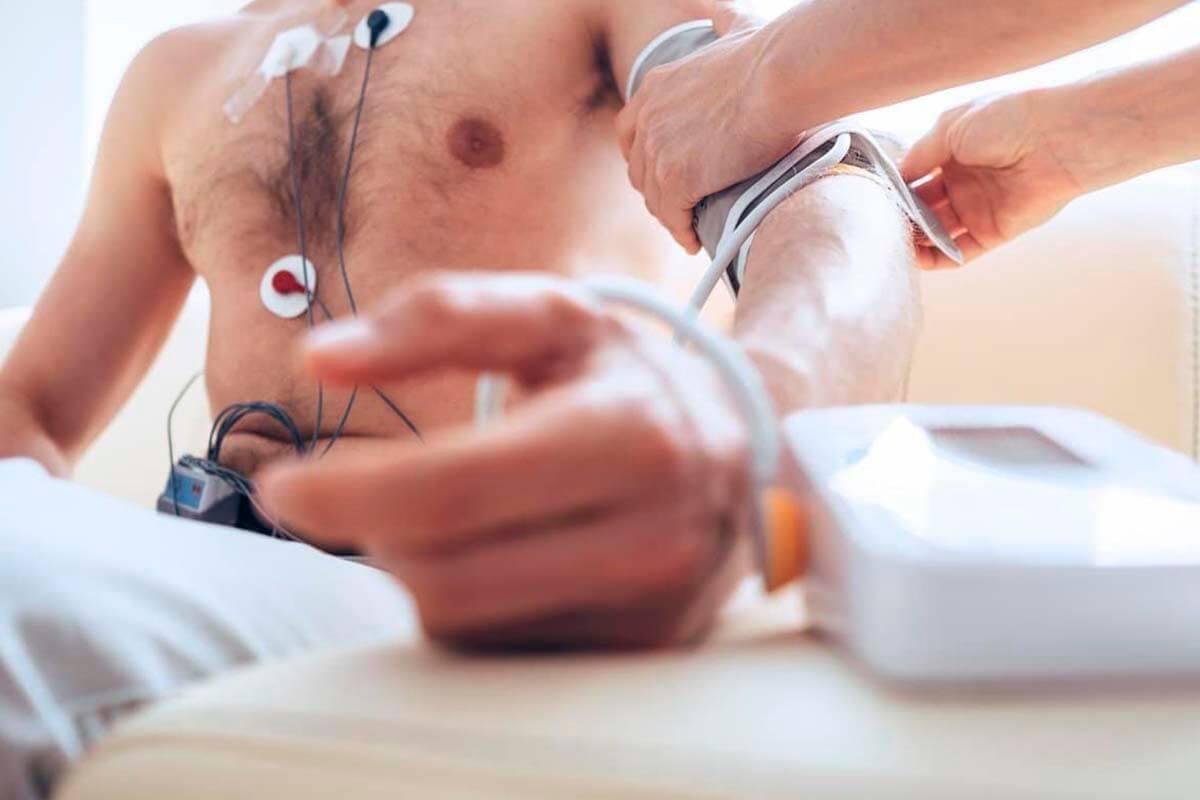 Holter  Solo equipos médicos