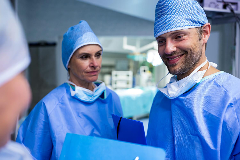equipos médicos especializados